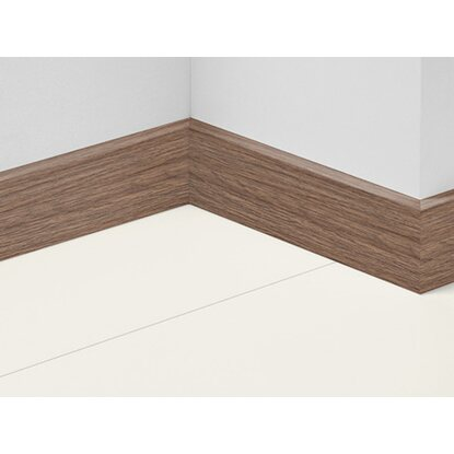 parador sockelleiste sl 18 eiche alt ge lt 70 mm x 16 5 mm l nge 2570 mm kaufen bei obi. Black Bedroom Furniture Sets. Home Design Ideas