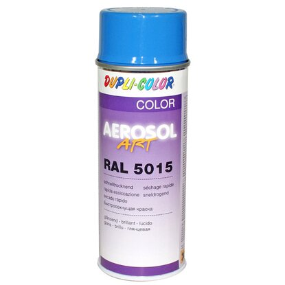 Dupli-Color Lackspray Aerosol-Art RAL 5015 Himmelblau 400 ml