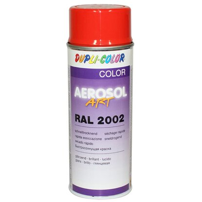 Dupli-Color Lackspray Aerosol-Art RAL 2002 Blutorange 400 ml