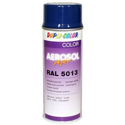 Dupli-Color Lackspray Aerosol-Art RAL 5013 Kobaltblau 400 ml