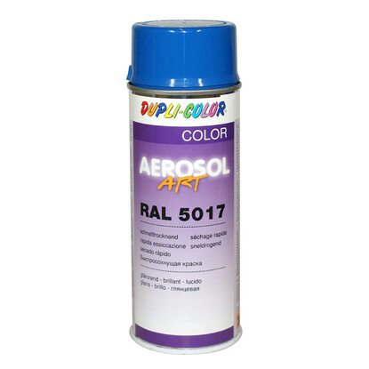 Dupli-Color Lackspray Aerosol-Art RAL 5017 Verkehrsblau 400 ml
