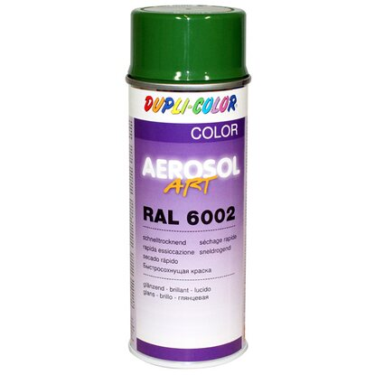 Dupli-Color Lackspray Aerosol-Art RAL 6002 Laubgrün 400 ml