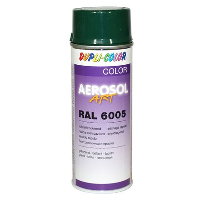 Dupli-Color Lackspray Aerosol-Art RAL 6005 Moosgrün 400 ml
