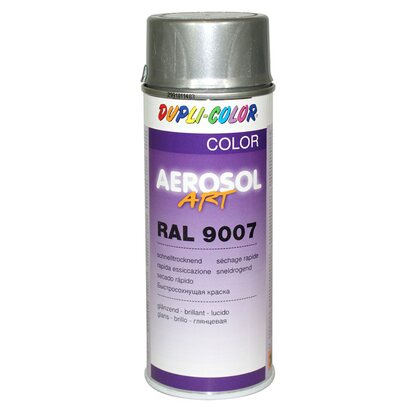 Dupli-Color Lackspray Aerosol-Art RAL 9007 Aluminiumgrau 400 ml