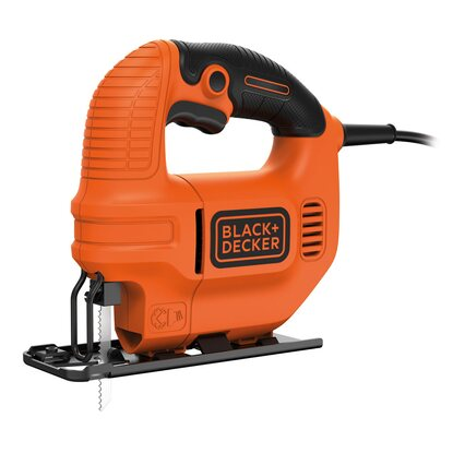 Black+Decker Stichsäge 400 W KS501