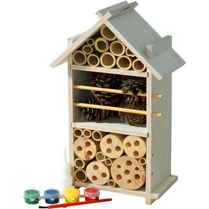 insektenhotel bausatz f r kinder kaufen bei obi. Black Bedroom Furniture Sets. Home Design Ideas