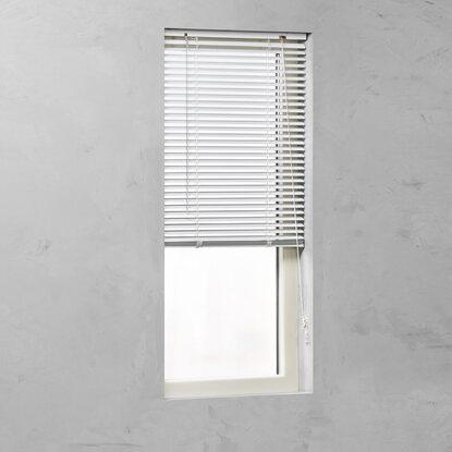 cocoon alu jalousie venetian 25 mm wei 50 cm x 130 cm kaufen bei obi. Black Bedroom Furniture Sets. Home Design Ideas