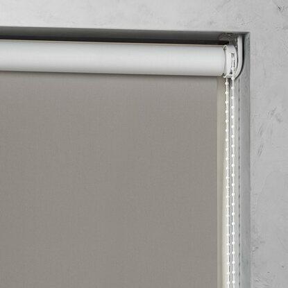 rollo verdunklung 25 mm taupe 40 cm x 190 cm kaufen bei obi. Black Bedroom Furniture Sets. Home Design Ideas