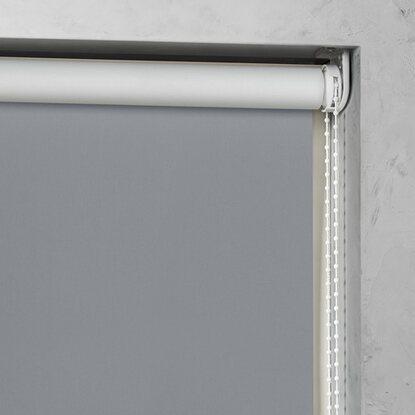 rollo verdunklung 25 mm grau 60 cm x 190 cm kaufen bei obi. Black Bedroom Furniture Sets. Home Design Ideas