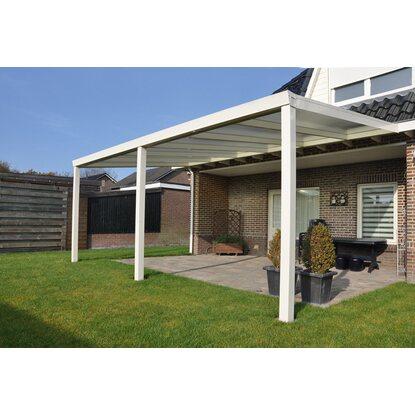 terrassen berdachung polycarbonat moderne konstruktion. Black Bedroom Furniture Sets. Home Design Ideas