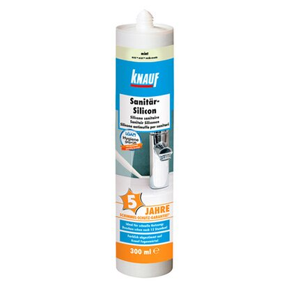 Knauf Sanitär-Silikon Mint Plus 300 ml