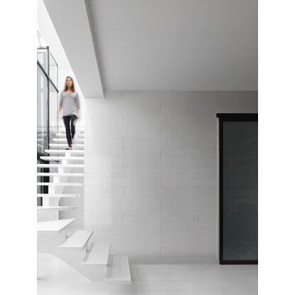 grosfillex paneel attitude weiss gl nzend 120 x 18 8 cm kaufen bei obi. Black Bedroom Furniture Sets. Home Design Ideas