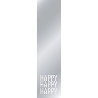 Eurographics Spiegel Art Mirror Happy II 30 cm x 120 cm