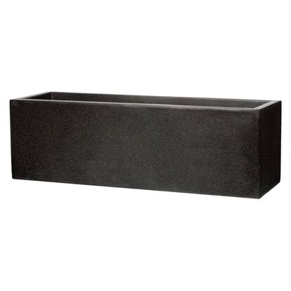 capi blumenkasten grande i rechteckig 73 cm schwarz kaufen. Black Bedroom Furniture Sets. Home Design Ideas