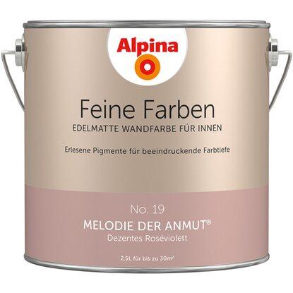 alpina feine farben no 19 dezentes roseviolett edelmatt 2 5 l kaufen bei obi. Black Bedroom Furniture Sets. Home Design Ideas