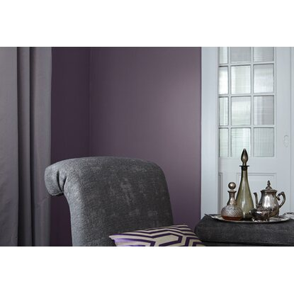 alpina feine farben no 18 charmantes lavendel edelmatt 2. Black Bedroom Furniture Sets. Home Design Ideas