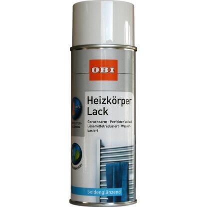 obi heizk rper lack spray wei seidengl nzend wv 400 ml kaufen bei obi. Black Bedroom Furniture Sets. Home Design Ideas