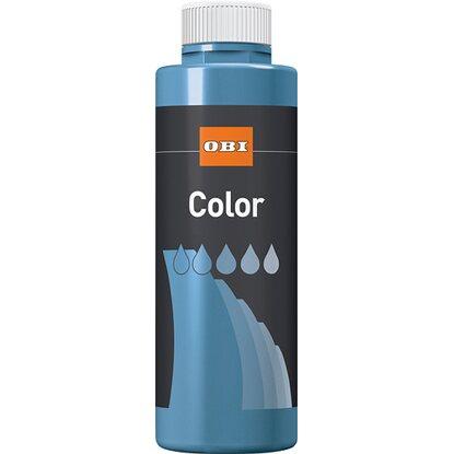 OBI Color Voll  Und Abtönfarbe Taubenblau Matt 500 Ml