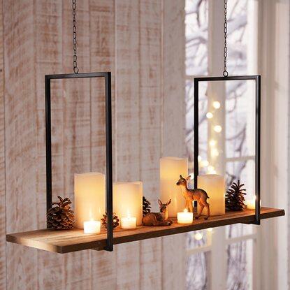 best of home kerzentablett zum h ngen holz 33 cm x 49 cm x 12 5 cm kaufen bei obi. Black Bedroom Furniture Sets. Home Design Ideas