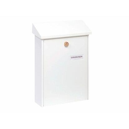 burg w chter briefkasten picco 4861 wei kaufen bei obi. Black Bedroom Furniture Sets. Home Design Ideas