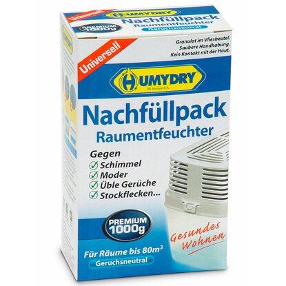 humydry universal raumentfeuchter nachf llpack neutral 1 kg kaufen bei obi. Black Bedroom Furniture Sets. Home Design Ideas