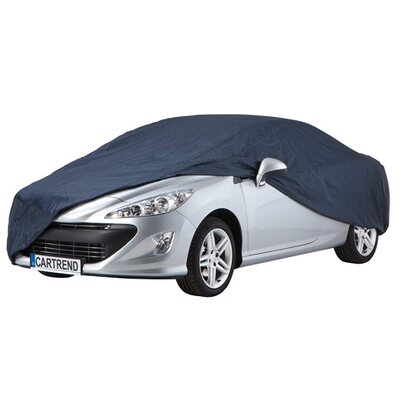Cartrend Vollgarage XL Blau