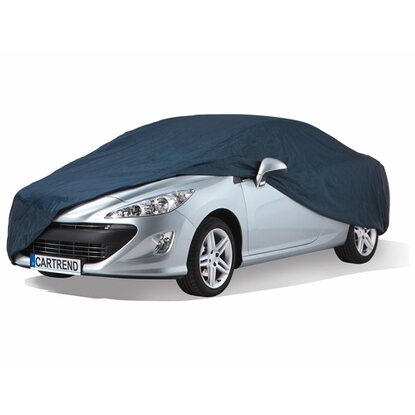 Cartrend Vollgarage L Blau