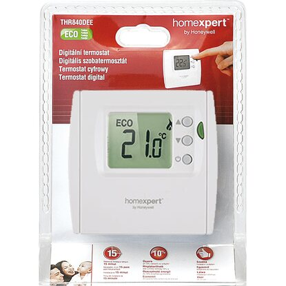 Homexpert Digitaler Raumthermostat THR830TBG