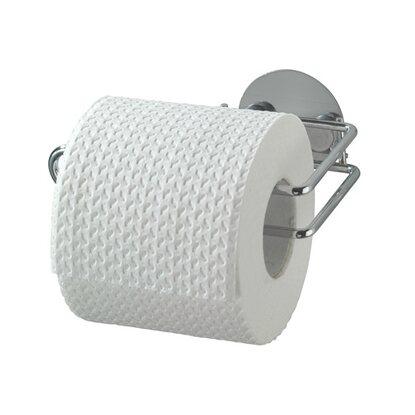 wenko wc papierhalter turbo loc befestigen ohne bohren chrom kaufen bei obi. Black Bedroom Furniture Sets. Home Design Ideas