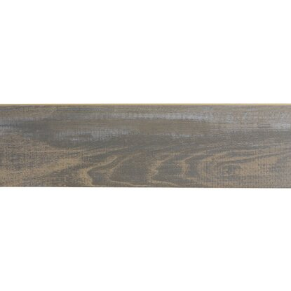 Grosfillex Paneel Element Wood Datcha Grau 120 cm x 15,4 cm