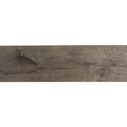 Grosfillex Paneel Element Wood Megeve Grau 120 x 15,4 cm