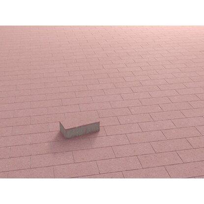 rechteck pflaster beton rot 20 cm x 10 cm x 6 cm kaufen bei obi. Black Bedroom Furniture Sets. Home Design Ideas