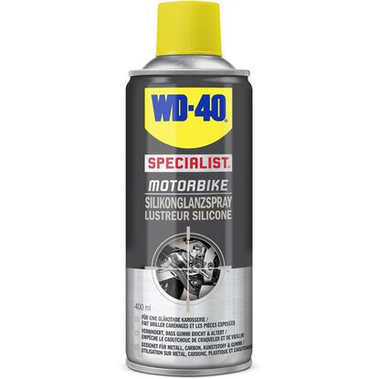 WD-40 Motorbike Silikonglanzspray 400 ml