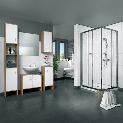 kesper unterschrank turin mit 1 t r kaufen bei obi. Black Bedroom Furniture Sets. Home Design Ideas