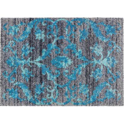 sch ner wohnen kollektion sauberlaufmatte brooklyn vintage grau blau 50 x 70 cm kaufen bei obi. Black Bedroom Furniture Sets. Home Design Ideas