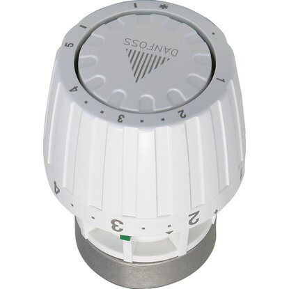 danfoss thermostat kopf ra v 34 mm wei kaufen bei obi. Black Bedroom Furniture Sets. Home Design Ideas