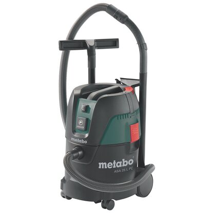 Metabo Allessauger ASA 25 L PC