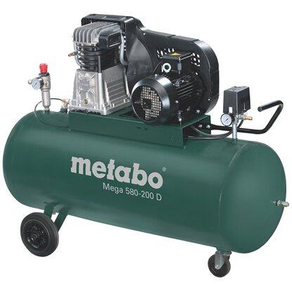 metabo kompressor mega 580 200 d kaufen bei obi. Black Bedroom Furniture Sets. Home Design Ideas