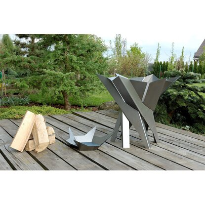 svenskav futura feuerkorb phoenix l kaufen bei obi. Black Bedroom Furniture Sets. Home Design Ideas