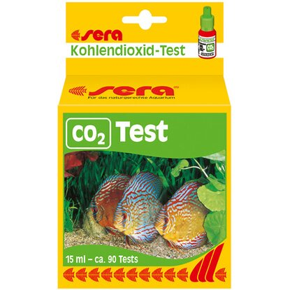 Sera CO² Test 15 ml