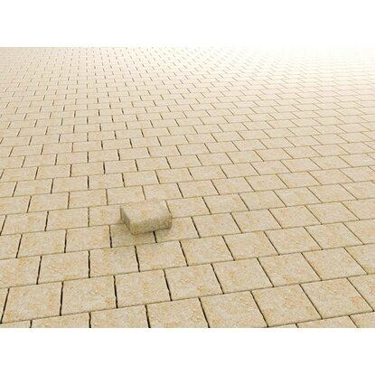pflaster beton etrusco sandfarben gekollert 14 cm x 14 cm x 5 cm kaufen bei obi. Black Bedroom Furniture Sets. Home Design Ideas