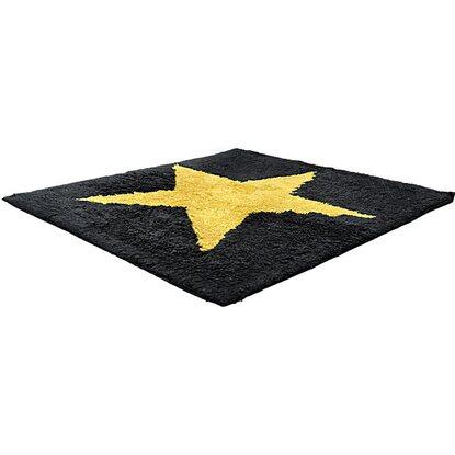 ridder wc vorleger ohne ausschnitt star schwarz gold 55 x 50 cm kaufen bei obi. Black Bedroom Furniture Sets. Home Design Ideas