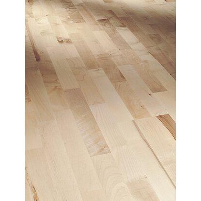 parador parkett basic rustikal bergahorn wei matt schiffsboden kaufen bei obi. Black Bedroom Furniture Sets. Home Design Ideas