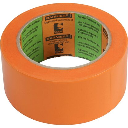 Klebeband Barnier 50 mm Orange 33 m