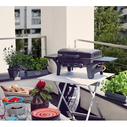 enders tisch gasgrill urban mit 2 brennern zum grillen backen kochen kaufen bei obi. Black Bedroom Furniture Sets. Home Design Ideas