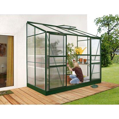 anlehn gew chshaus ida 3300 hkp 4 mm gr n kaufen bei obi. Black Bedroom Furniture Sets. Home Design Ideas