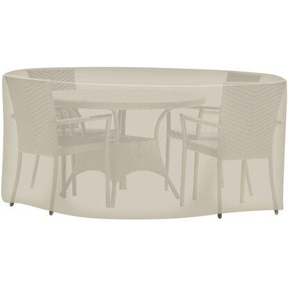tepro abdeckhaube f r runde sitzgruppe klein kaufen bei obi. Black Bedroom Furniture Sets. Home Design Ideas