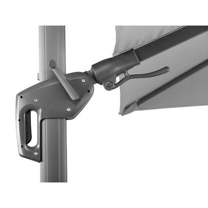 Schneider Ampelschirm Rhodos Twist quadratisch ca. 300x300