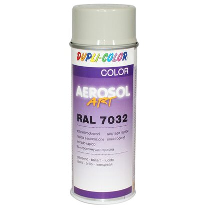 Dupli-Color Lackspray Aerosol-Art RAL 7032 Kieselgrau 400 ml