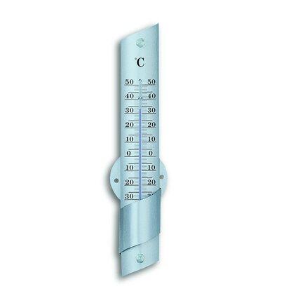tfa innen au en thermometer aluminium kaufen bei obi. Black Bedroom Furniture Sets. Home Design Ideas